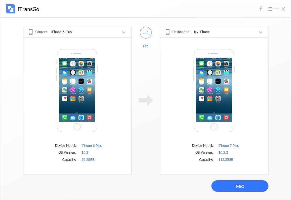 Руководство - перенести файлы с iPhone на iPhone
