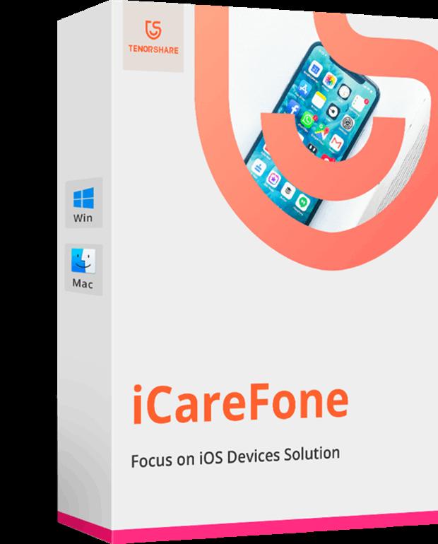 Tenorshare iCareFone(Social)(Mac)