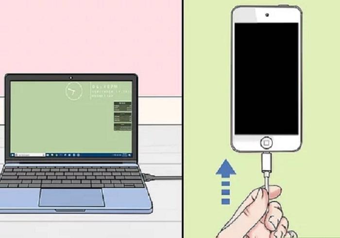 Синхронизация фото с айфона на компьютер