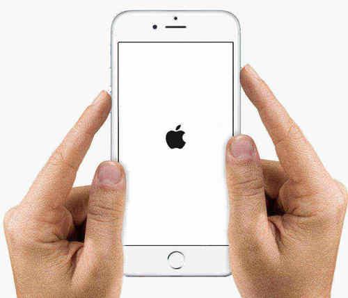 iphone 5s горит яблоко и перезагружается