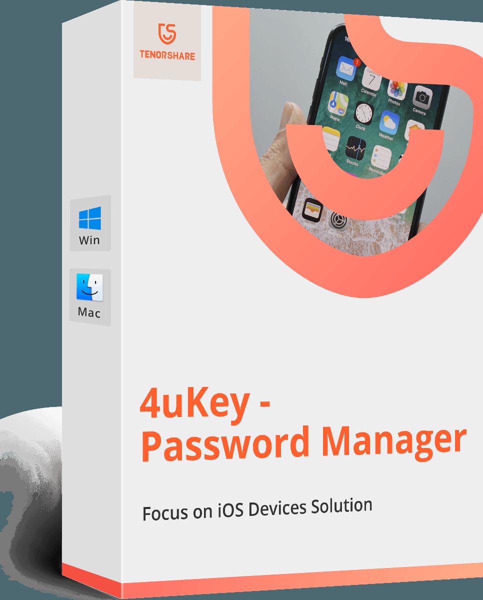 4ukey - Password Manager