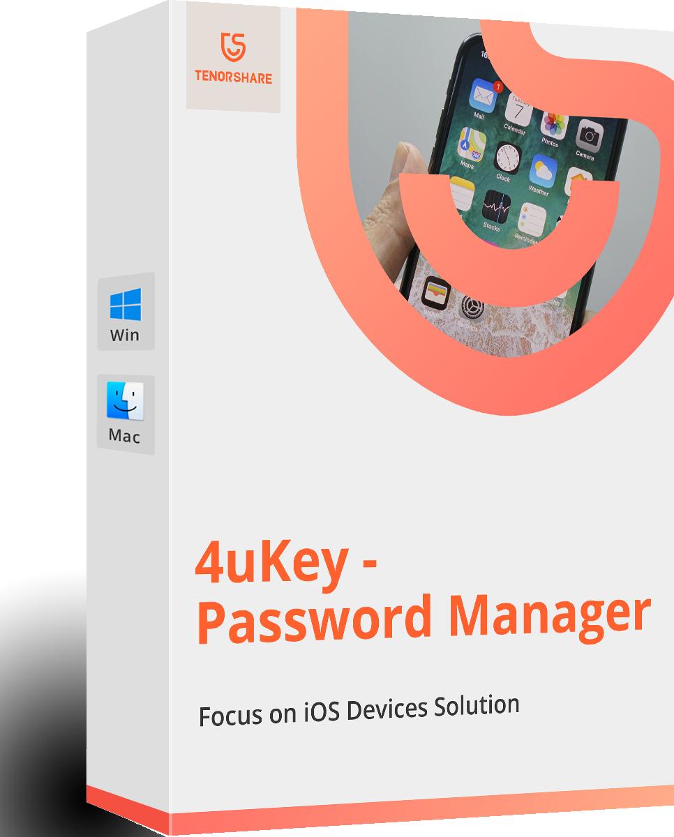 Tenorshare 4uKey - Password Manager