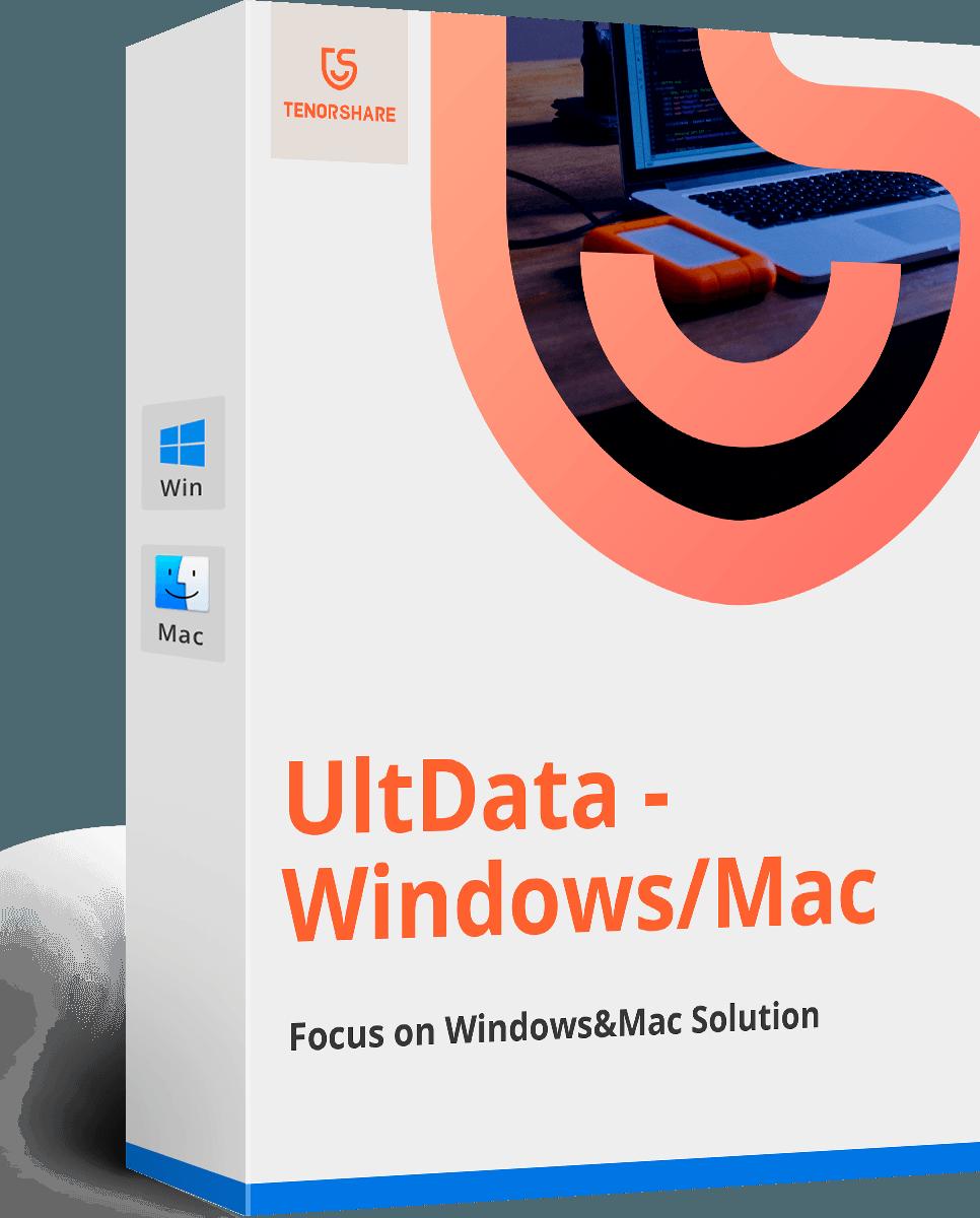 UltData - Windows/Mac Data Recovery